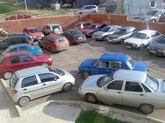 Уроки по уличной парковке в Метеор-Драйв